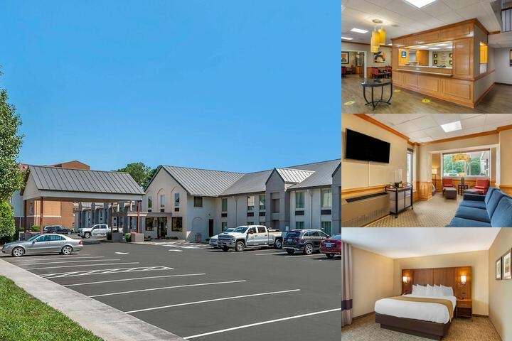 Comfort Inn Petersburg photo collage