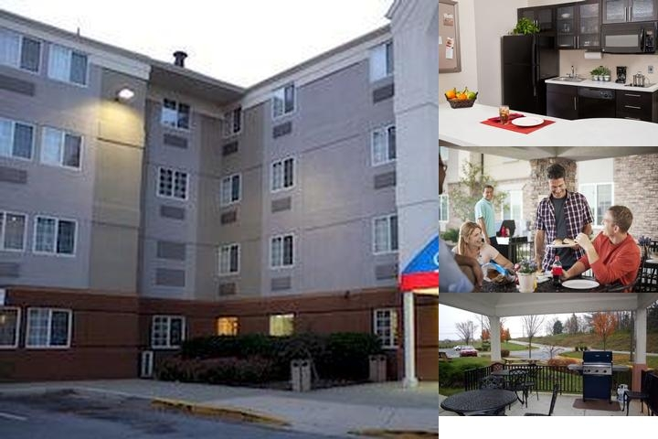 Candlewood Suites Baltimore Linthicum photo collage