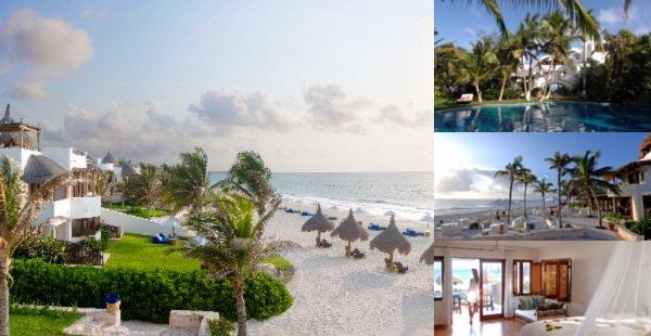 Maroma Resort & Spa by Orient Express photo collage
