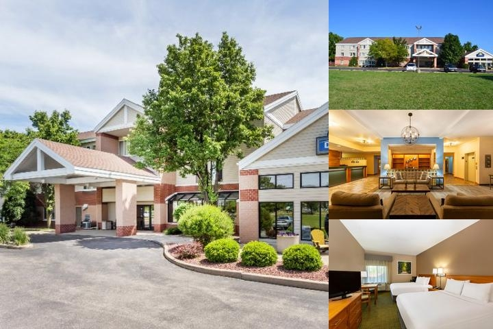 Days Inn Suites Madison Madison Wi 4402 East Broadway Service Rd 53716