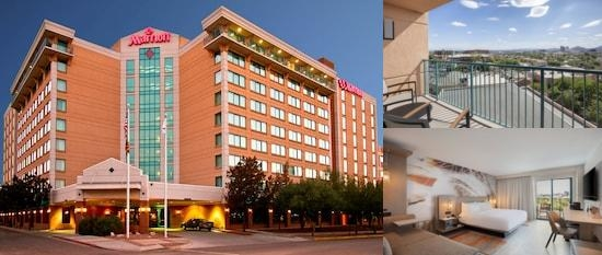 Tucson University Park Hotel photo collage