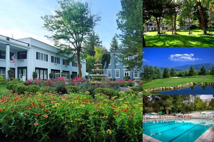 Homestead Resort photo collage