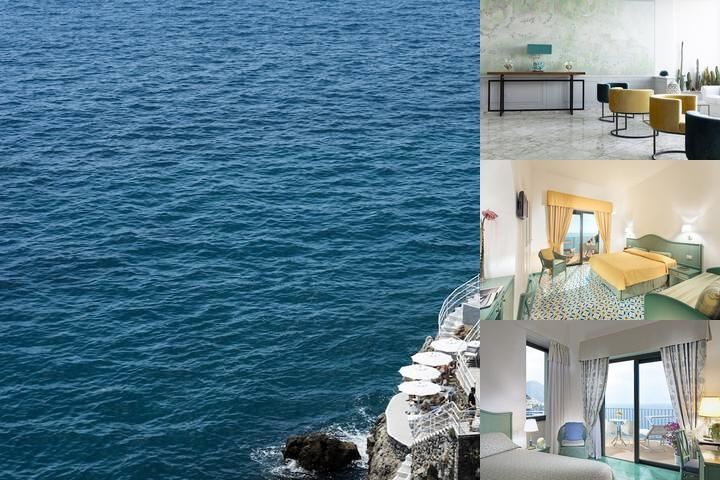 Hotel Miramalfi photo collage