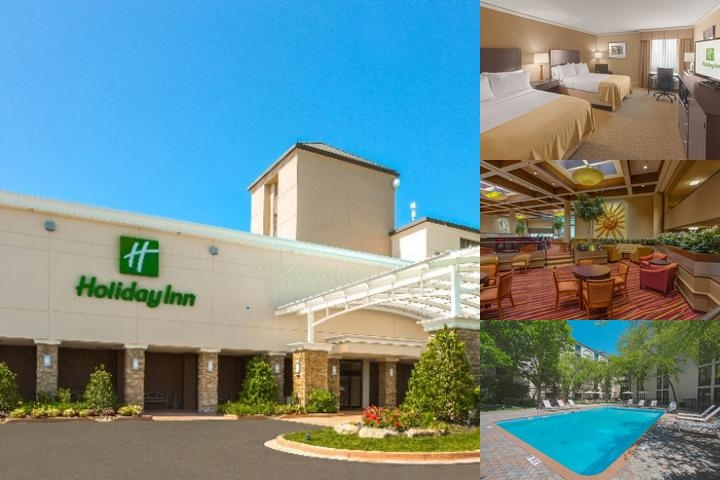 Holiday Inn Executive Center photo collage