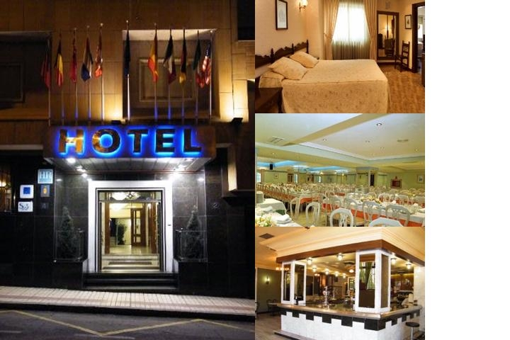 Hotel R Castellano Iii photo collage