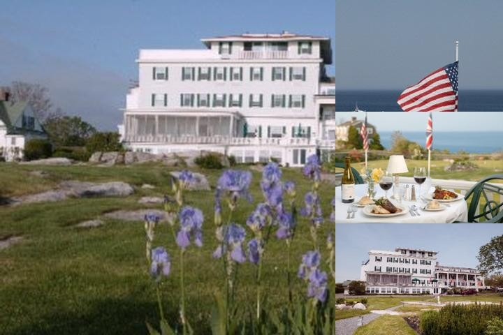 Emerson Inn by The Sea photo collage
