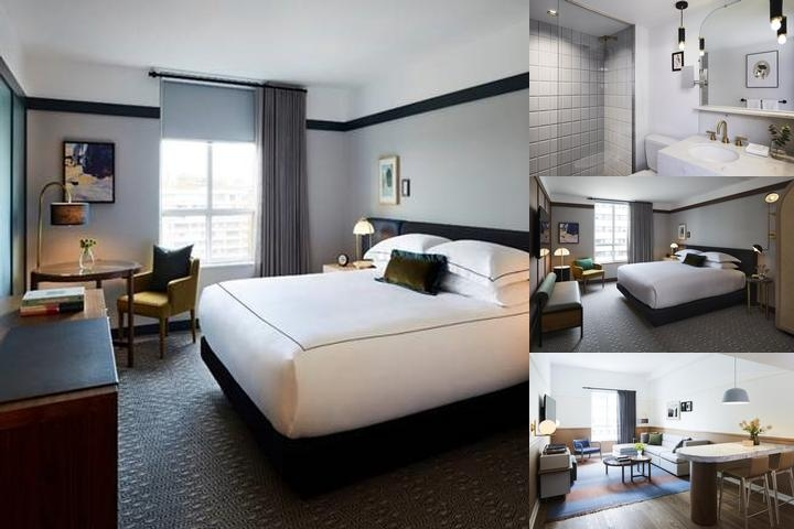 Holiday Inn Toronto Bloor Yorkville photo collage