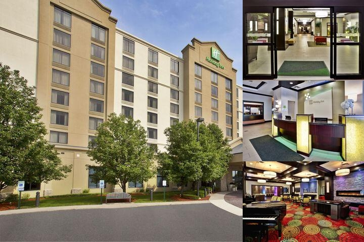 Holiday Inn Hotel & Suites Chicago Northwest photo collage