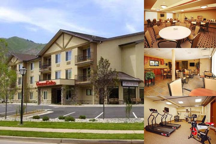 Glenwood Suites photo collage