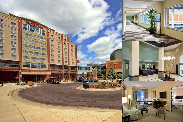Hilton Garden Inn Downtown Mankato photo collage