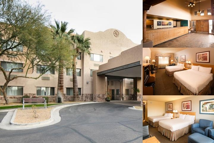 Holiday Inn Express I 10 West Phoenix Goodyear photo collage
