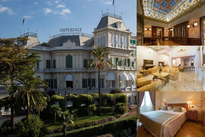 Imperiale Palace Hotel photo collage