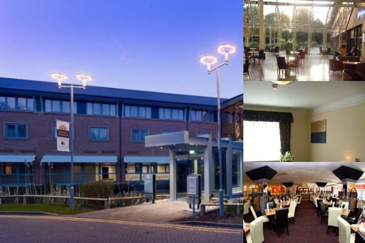 The Nottingham Gateway Hotel photo collage