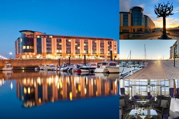 Radisson Blu Waterfront Hotel photo collage