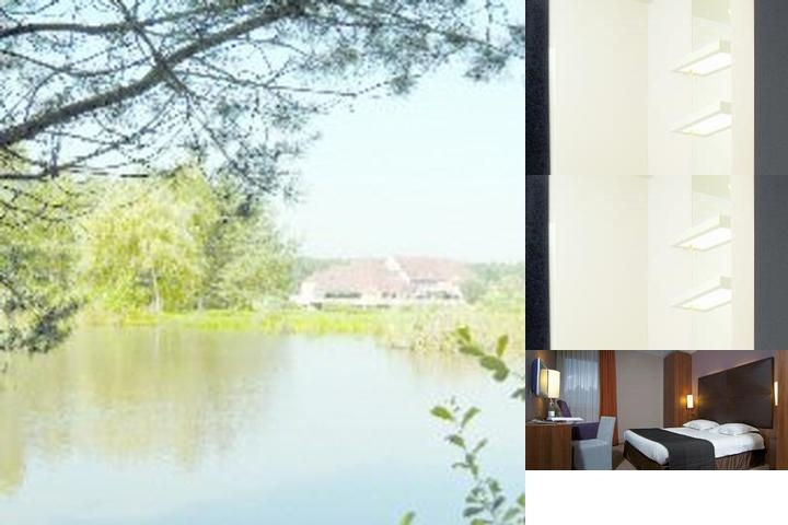 Stiemerheide Hotel photo collage