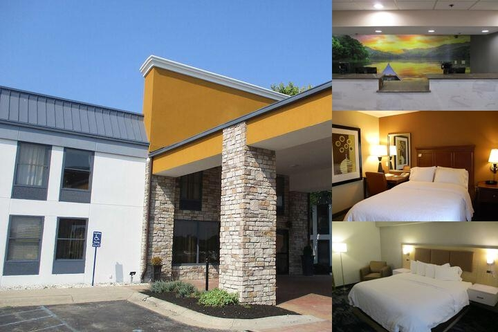 Hampton Inn Batesville photo collage