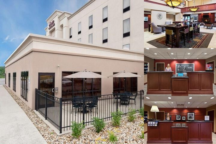 Hampton Inn & Suites Grove City photo collage