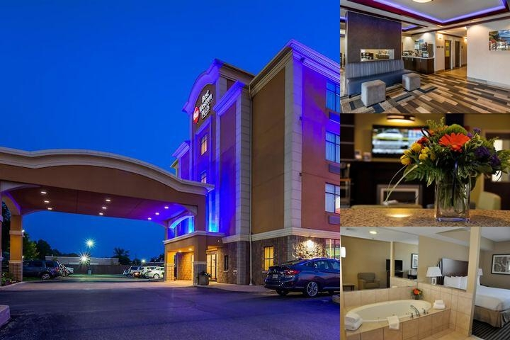 Best Western Plus Barrie photo collage