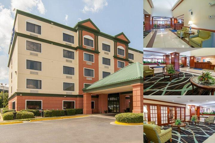 Baymont Inn & Suites Jackson photo collage