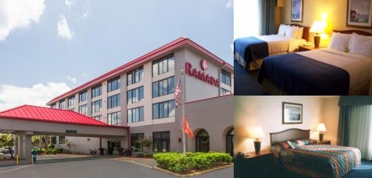 Ramada Hotel & Conference Center Lakeland photo collage