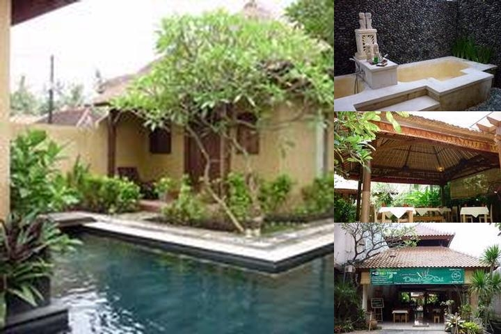 Bali Village Hotel photo collage
