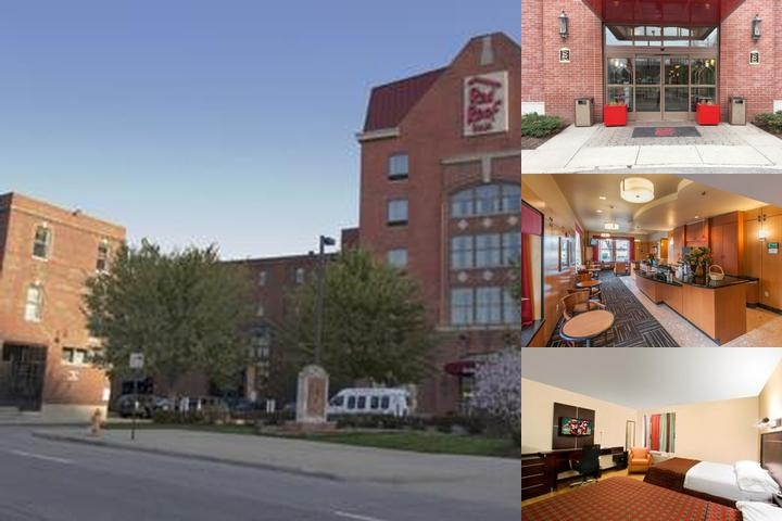 Red Roof Inn Columbus Downtown Convention Center photo collage