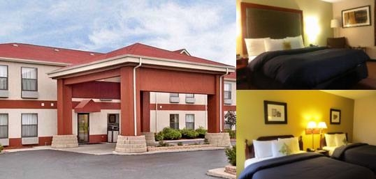 Days Inn Great Lakes in North Chicago photo collage