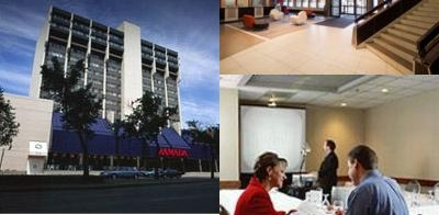 Ramada Plaza Regina photo collage