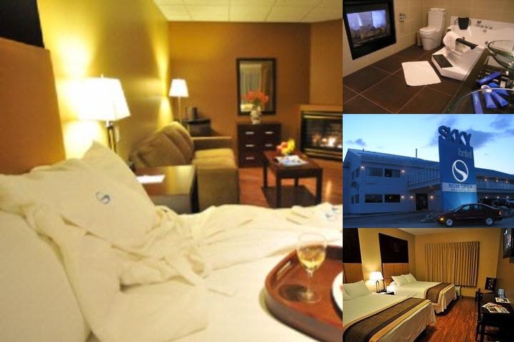 Skky Hotel Photo Collage