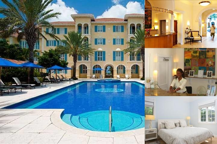 Villa Renaissance photo collage