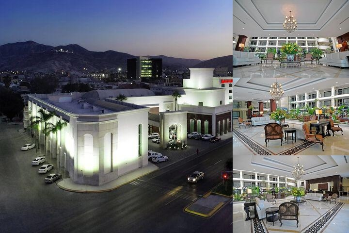 Marriott Torreon photo collage