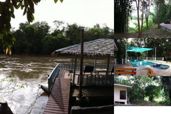 Saiyok Country Resort photo collage