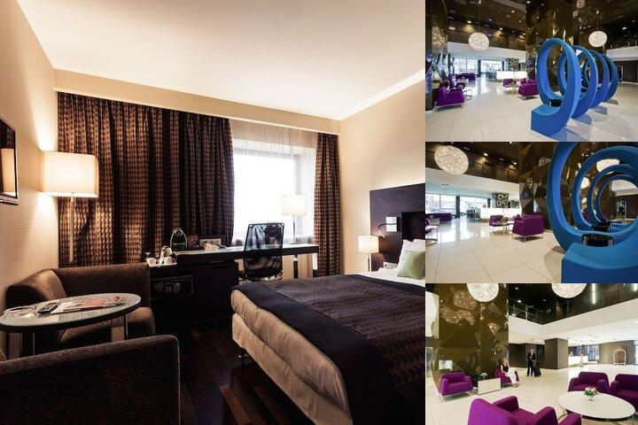 Hotel Mercure Gdansk Stare Miasto photo collage