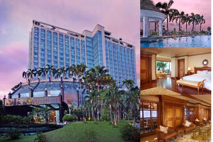 Sheraton Media Hotel & Towers photo collage