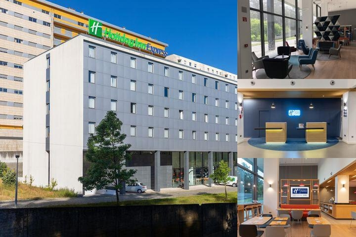 Holiday Inn Express Porto Exponor photo collage