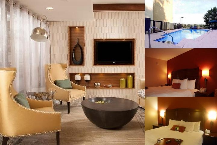 Hampton Inn Atlanta North Druid Hills photo collage