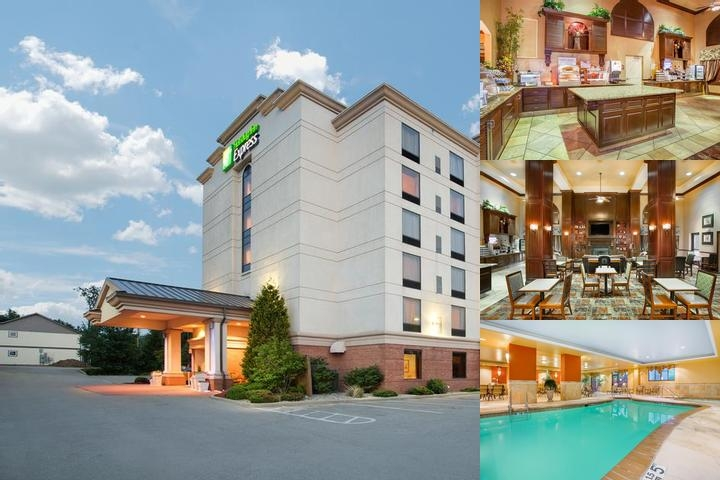 Holiday Inn Express & Suites Bloomington photo collage