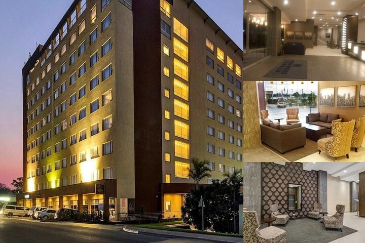 Protea Hotel by Marriott Lusaka Tower photo collage