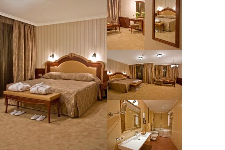 Hotel Berlin Park Vitosha photo collage