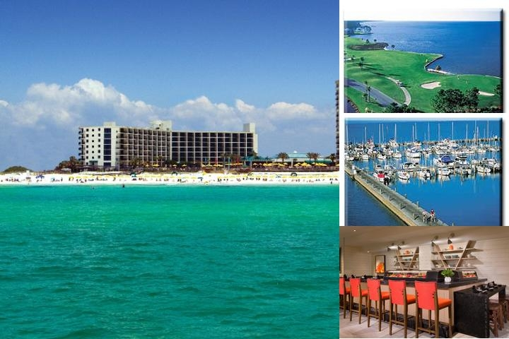 Hilton Sandestin Beach Golf Resort & Spa photo collage