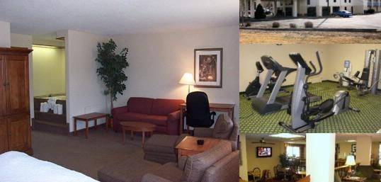 Baymont Inn & Suites Hays photo collage