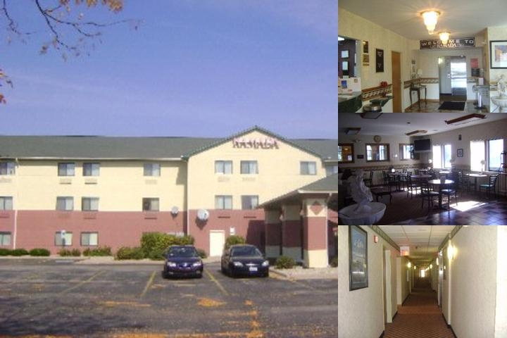 Ramada Limited Joliet South photo collage