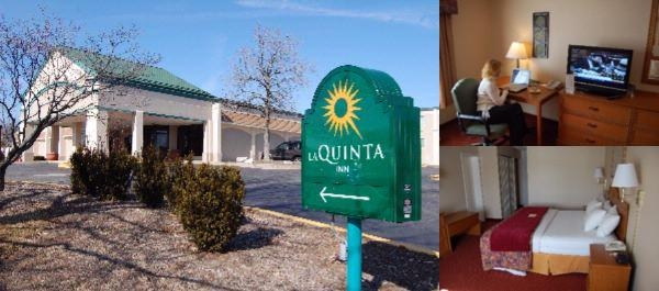 La Quinta Inn Aberdeen Md photo collage