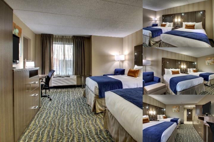 Best Western Plus New Englander photo collage