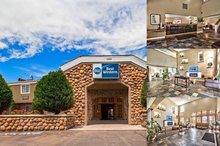 Best Western Mountain View Inn photo collage