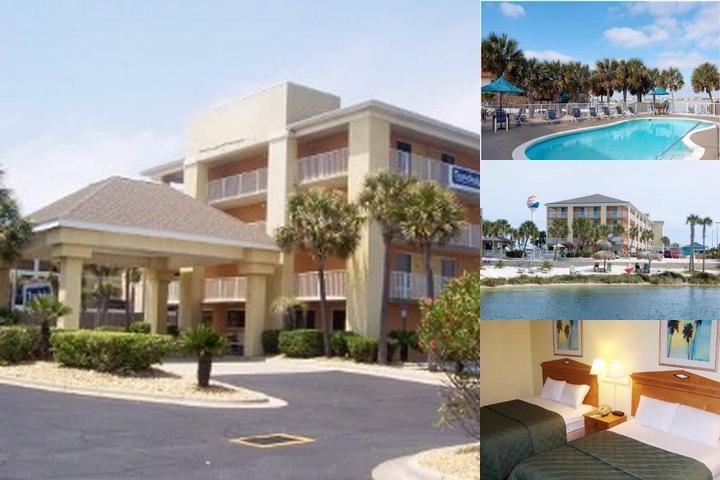 Travelodge Pensacola Beach photo collage