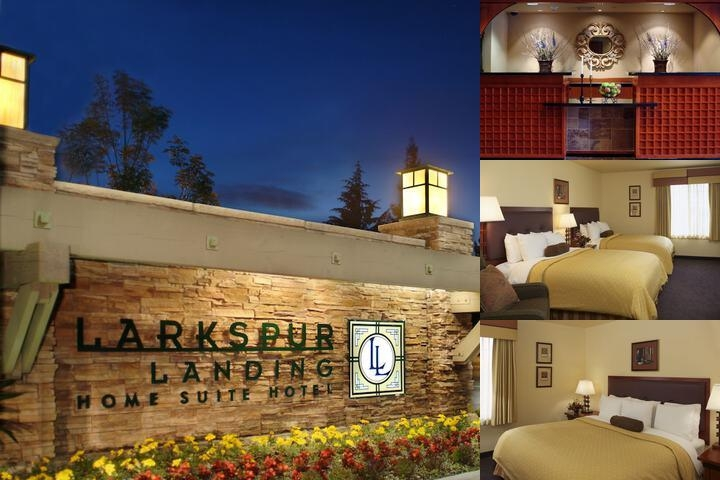 Larkspur Landing Folsom photo collage
