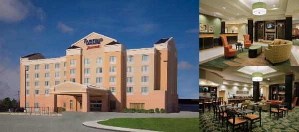 Fairfield Inn & Suites by Marriott Guelph photo collage