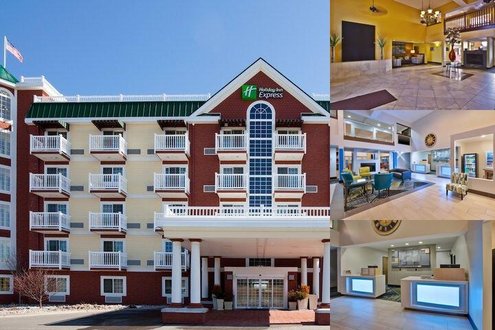 Holiday Inn Express & Suites Petoskey photo collage