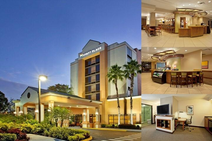 Hyatt Place Orlando Convention Center photo collage